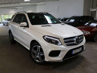 begagnad Mercedes 400 GLE-Klass4MATIC 7G-Tronic Plus AMG Sport EU6 333hk