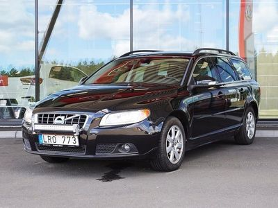begagnad Volvo V70 D3 Momentum 163hk