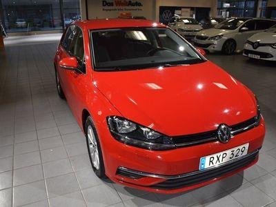 begagnad VW Golf TSI 115 DSG7 LAGERRENSNING!