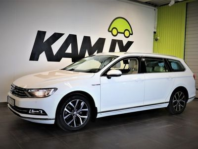 begagnad VW Passat SC 2.0 TDI 4M | Active Info | Drag (190hk)