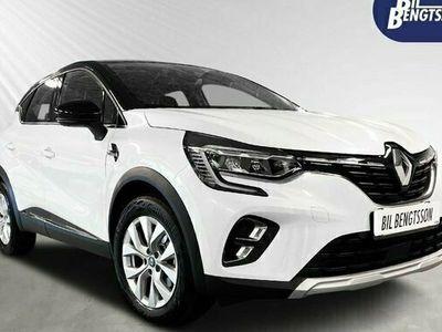 begagnad Renault Captur E-TECH Plug-in 160 Intens A 2020