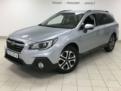 begagnad Subaru Outback 2.5i Active AWD Automat/Apple-Carplay