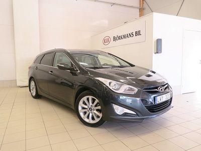 begagnad Hyundai i40 Kombi 1.7CRDi AUT Business Drag 2012, Personbil 114 900 kr