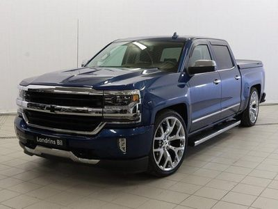 begagnad Chevrolet Silverado 1500 High Country 6.2 l 4 -17