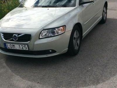 begagnad Volvo S40 1.6 Momentum