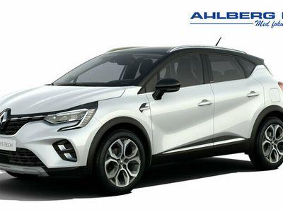 begagnad Renault Captur E-TECH Plug-in 160 Intens A