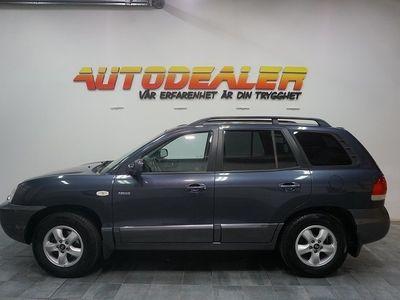 begagnad Hyundai Santa Fe 2.4 4WD 145hk -06
