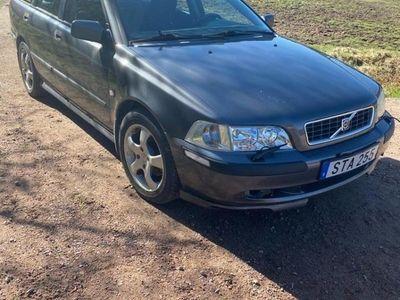 begagnad Volvo V40 2,0t