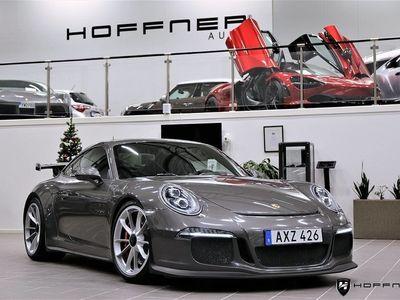 begagnad Porsche 911 GT3 Clubsport Sv-såld 475hk