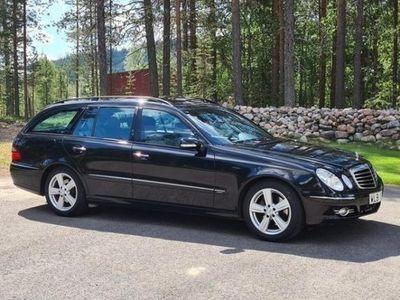 begagnad Mercedes E320 w211