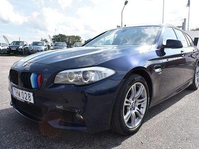 gebraucht BMW 530 xdrive / m-sport / sp-automat / 8stl -11