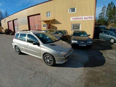 begagnad Peugeot 206 SW SPORT 1,6