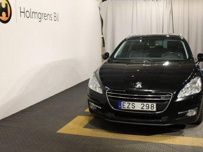begagnad Peugeot 508 SW Allure 1.6 eHDI Kombi