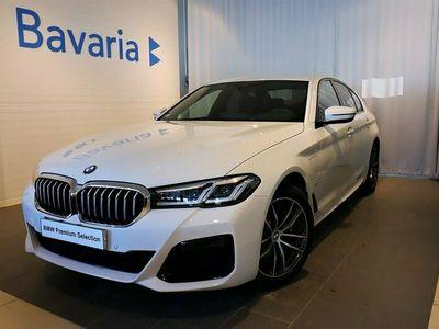 begagnad BMW 530 e xDrive Sedan M Sport Dragkrok Adapriv Led