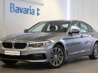 begagnad BMW 530 e xDrive iPerformance Sedan Sportline Drag HiFi Nypris: 613.800kr