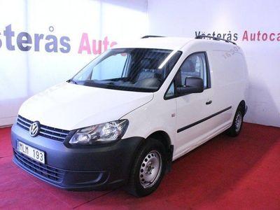 gebraucht VW Caddy Maxi 1,6TDI DRAG 0:-Kr konta -11