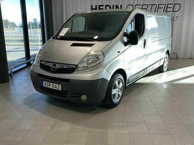 begagnad Opel Vivaro Van 2.0 CDTI 115hk