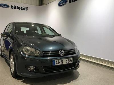 begagnad VW Golf 1.6 TDI BMT Dark Label 2012, Kombi 114 000 kr