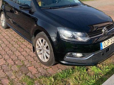 begagnad VW Polo TSI 90HK