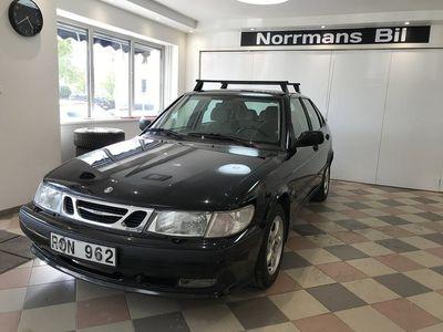 brugt Saab 9-3 2.0 T SE 185hk/Efterkontroll