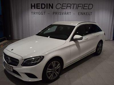 begagnad Mercedes C220 220d //Dragkrok // Avantgarde line
