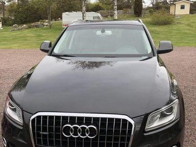 begagnad Audi Q5 3.0 TDI V6 DPF quattro,