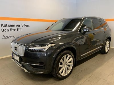 begagnad Volvo XC90 D5 AWD Inscription LE 5-säten -17