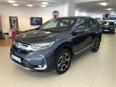 begagnad Honda CR-V 1,5T Elegance AUT AWD Drag+V-hjul