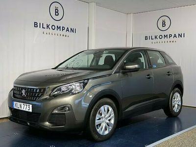 begagnad Peugeot 204 3008 Active Automat låg skatt | v-hjul 2017, SUV Pris900 kr