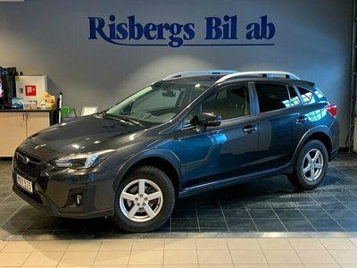 begagnad Subaru XV 2.0 4WD AUT RIDGE M-VÄRMARE+DRAG&V-HJUL