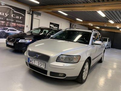 used Volvo V50 2,4 / MAN / 140 HK / NYBES -05
