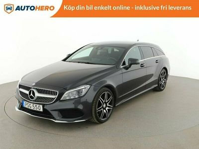 begagnad Mercedes CLS400 2184MATIC