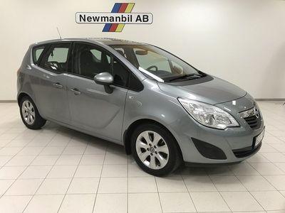 begagnad Opel Meriva 1.4 Turbo 140hk ECOTEC