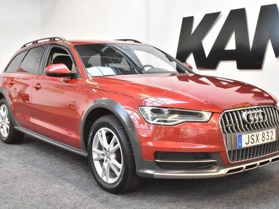 begagnad Audi A6 Quattro Allroad | 3.0 TDI V6 | S Tronic | Drag | SoV | Ambition