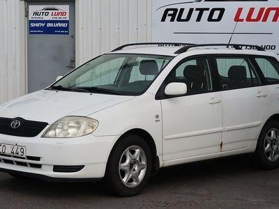 brugt Toyota Corolla Kombi 1.6 VVT-i AC