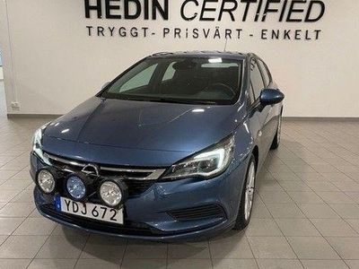 begagnad Opel Astra 1.4T Enjoy Plus carplay 2016, Kombi 99 900 kr