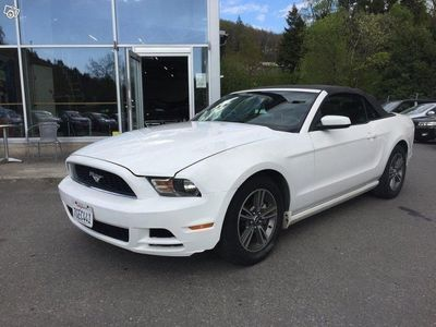 usata Ford Mustang CAB 3.7 V6 306Hk Skinn Lev.Nybes
