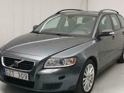 begagnad Volvo V50 1.8F 2008, Kombi Pris 40 000 kr