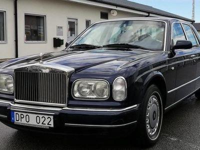 begagnad Rolls Royce Silver Seraph 5.4 V12 Automat 326 2001, Sedan 560 000 kr