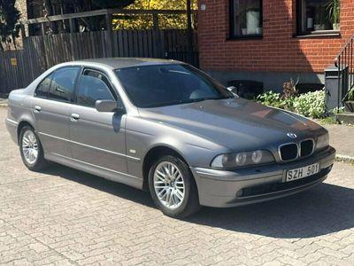 begagnad BMW 525 i Nybesiktad
