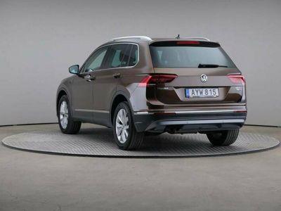 begagnad VW Tiguan TDI 190 4m Dsg Bmt Executive Dragpkt Värmare