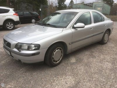 """begagnad Volvo S60 2.4 Business 170hk """"NYBES"""" -02"""