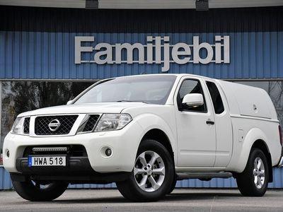 begagnad Nissan Navara 2.5 dCi (190hk) 1-ägare/Kamkedja/Drag/AWD/Sv-såld