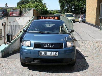 begagnad Audi A2 1.4 75hk 1 ägare -01