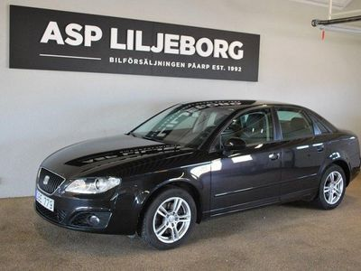 brugt Seat Exeo 1.8 T Stylance 150hk Audi A4 -09