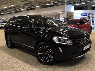 begagnad Volvo XC60 D3 Classic Summum ader Utrustad med bl.a. fast dragkrok, Klimatpaket on call, Parkeringssensor bak 2017, SUV 274 500 kr