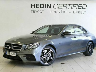begagnad Mercedes E300 - BenzAMG Night, Premium plus, Burmester, Panorama