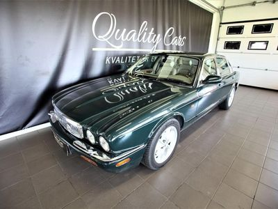 begagnad Jaguar XJ8 3,2 Executive Svensksåld