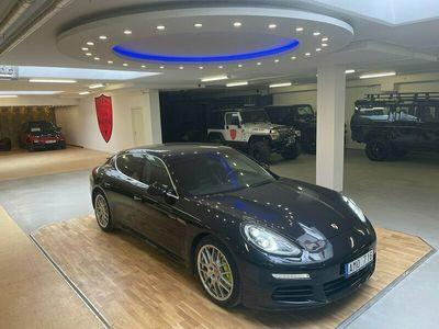 begagnad Porsche Panamera S E-Hybrid E- S Euro 6 416hk 1 ägare