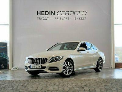 begagnad Mercedes C220 - BenzBLUETEC AVANTGARDE / NAVI / PARKTRONIC